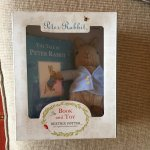 Peter rabbit book & toy £2.49 @ Tesco instore