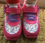 Hello kitty trainers £5 @ Asda Instore