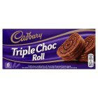 Cadbury Triple Choc Roll only £1 @ Sainsbury's online and instore