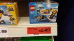 Lego Surfer Rescue £1.49 in Sainsburys