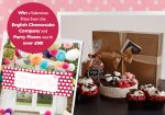 Win A Valentines Cheesecake Gift set and partyware worth over £80 @ Party Pieces
