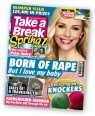 Win with Take a Break Prizes Totalling £24,400 -Spring 1 Issue 2