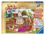 Win: Ravensburger What If Elizabeth and Raleigh 1000pc Jigsaw Puzzle @ Duncan's Toy chest