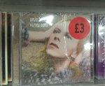David Bowie Hunky Dory cd £3 Sainsburys