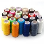24 Colour Spools Finest Quality Sewing All Purpose 100% Pure Cotton Thread del £4.98 Amazon sold by SellerVision