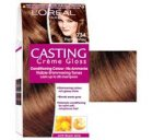 L'Oreal Casting Creme Gloss hairdye reduced to £1.80 in Boots plus buy one get one half price...