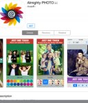 @ AppStore Free Almighty PHOTO RRP $2.99
