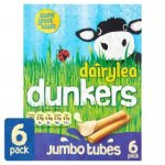 dairylea dunkers - tubes or ritz 6 pack £1.87 instore and online at asda! was £3+