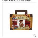 Paddington Bear Gift Suitcase includes 3 chocolate treats 96p Toys r us - Free click and collect