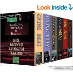 Books Boxset Freebie - Thriller, Suspense & Horror: Six Movie Length Tales From Aisle Seat Books [Kindle Edition]   - Download @ Amazon