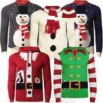WTD: Mens Christmas Jumper - size XL