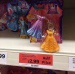 Disney Princess Magiclip £2.99 in store at Sainsbury