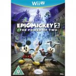 Disney Epic Mickey: The Power Of 2 (Wii U) £7.36 delivered with code at Gameseek/Rakuten