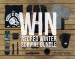 Win an essential Winter Survival Bundle worth over £500 @ Recreo