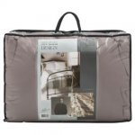 Jeff Banks Bedspread Taupe  Now £12.65 at Tesco Direct