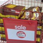 Super large bar of Galaxy Caramel 204g half price instore 75p @ Asda instore