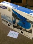 "Samsung UE48H8000 CURVED 48"" 5 year warranty, 12 months free movies and 3 months deezer"