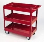 Hilka 3 Tier Trolley £13 delivered @ Amazon