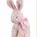 Mother care large floral bunny £3.59