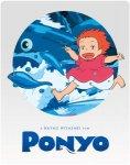 Ponyo Blu-ray Steelbook (Includes DVD copy) £6.99 @ Zavvi