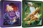 Sleeping Beauty and Tarzan Blu-ray Steelbooks £7.99 each @ Zavvi