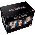 Battlestar Galactica - The Complete Series on DVD reduced from £113 to only £6.99 at Zavvi