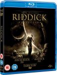 The Riddick Collection Blu Ray £6.99 @ Zavvi. Also 2 for £12