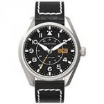 Grayton Harrier Mens Leather 24 hour Date Watch GR-0014-005.1  @Tesco Direct  Now £49.99