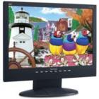 "Viewsonic VA2012W-2 20"" Widescreen LCD Monitor - Silver/Black £128"