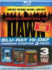 Horror Blu-ray Starter Pack (The Thing / Dawn Of The Dead (2004) / Land of The Dead) for £35.66 @ AxelMusic