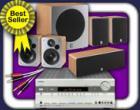 Onkyo TX-SR506 Receiver + Q Acoustics 1010i (5.1) speakers £599 @ Creative Audio