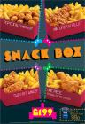 KFC's New Snack Box Only £1.99 and 4 different choices  WOW