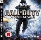 Call of Duty World At War on PS3. £25 @ WH Smith (Swansea)