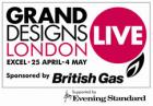 FREE - tickets to Grand Designs Live LONDON (new code) - Thanks to Evening Standard EROS