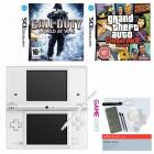Nintendo DSi Console with GTA: Chinatown Wars + Call of Duty: World at War + Accessory Pack - £169.99 @ GAME