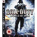 CALL OF DUTY 5 WORLD AT WAR PS3 £29.99 DELIVERED @ Choices UK