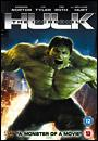 The Incredible Hulk (2008) DVD £4.99 delivered @ HMV + Quidco