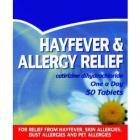30 Days Allergy & Hayfever Relief Cetirizine Tabs - 49P PER PACKET (+£2.95 p&p) @ Chemist Direct
