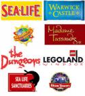 2 for 1 Entry to the UKs Top Attractions - incl. Alton Towers, Chessington & more