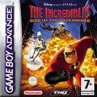 The Incredibles : Rise Of The Underminer (GBA) - £2.96 delivered !!