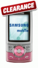 Samsung G600 PAYG pink or black, very easy to unlock for  free only £59.95 free delivery @ One Stop Phone Shop