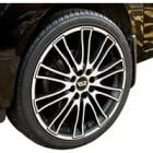 """Ripspeed Shadow 15"""" Alloy Wheels and Tyres £230 @ Halfords(SAVE £150.00)"""
