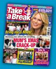 Weekly: Take a Break Magazine Competition Answers Issue 51