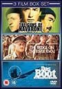 Bridge On The River Kwai / Guns Of Navarone / Das Boot: 3dvd box set - £5.99 delivered @ HMV