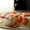 Free sample of crepes at Crepeaffaire in Bluewater
