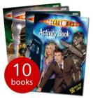 Dr Who 2010 Annual & Dr Who Activity Collection (10 Books) £5.85 delivered @ The Book People (with vouchers)