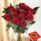 12 Red Roses for £2 at Asda