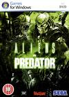 Aliens Vs Predator PC game £17.71 @ asda online