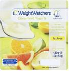 Weight Watchers 4 pack yoghurts £1.38/£1.47 BOGOF @ Sainsburys
