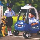 LITTLE TIKES COSY COUPE POLICE CAR AT ASDA INSTORE ONLY £25.97 @ ASDA